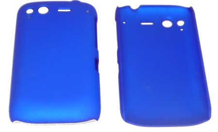 Schutzhülle hart, blau passend zu HTC Desire S (3ppp3.ch)