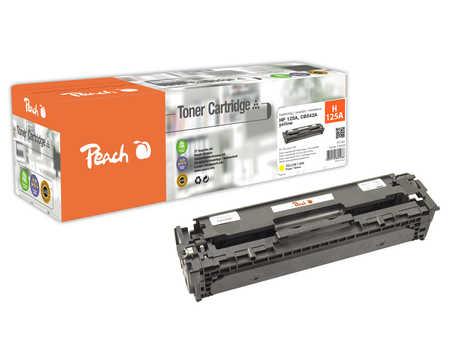 peach-tonermodul-gelb-kompatibel-zu-hp-cb542a, 19.90 EUR @ 3ppp3-de