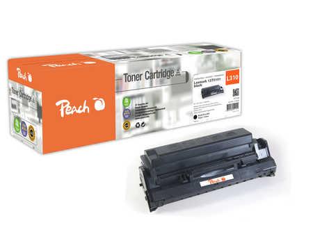 peach-tonermodul-schwarz-kompatibel-zu-lexmark-13t0101, 48.00 EUR @ 3ppp3-de