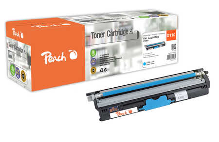 peach-tonermodul-xl-cyan-kompatibel-zu-oki-44250723, 35.70 EUR @ 3ppp3-de