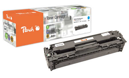 peach-tonermodul-cyan-kompatibel-zu-hp-cf211a-hp131a, 19.90 EUR @ 3ppp3-de