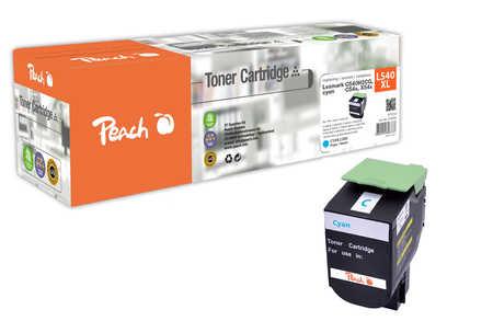 peach-tonermodul-cyan-kompatibel-zu-lexmark-c540h2cg-c54x-x54x, 43.00 EUR @ 3ppp3-de