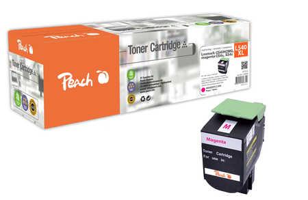 peach-tonermodul-magenta-kompatibel-zu-lexmark-c540h2mg-c54x-x54x