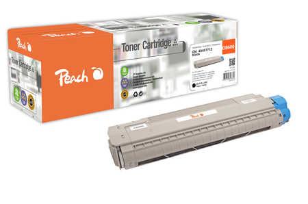 peach-tonermodul-schwarz-kompatibel-zu-oki-43487712, 29.00 EUR @ 3ppp3-de