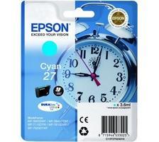 Original Tintenpatrone cyan Epson T270240
