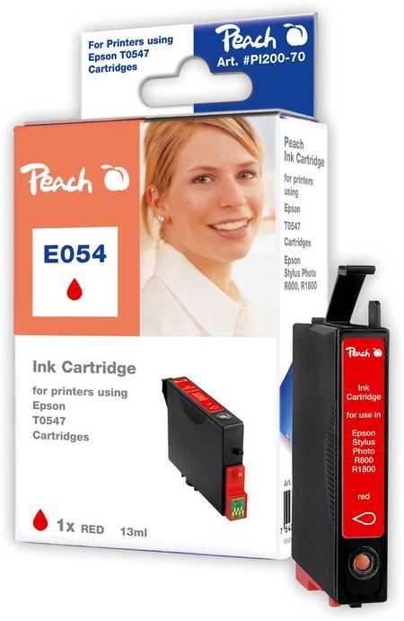 peach-tintenpatrone-rot-kompatibel-zu-epson-t0547, 4.20 EUR @ 3ppp3-de