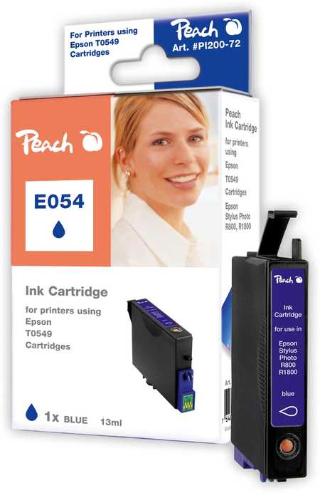 peach-tintenpatrone-blau-kompatibel-zu-epson-t0549, 4.20 EUR @ 3ppp3-de
