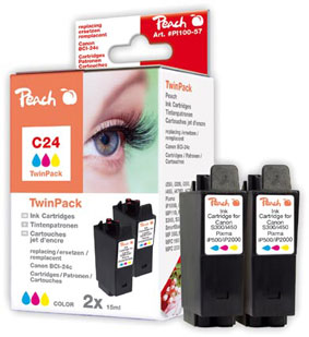 peach-doppelpack-tintenpatronen-color-kompatibel-zu-canon-bci-24-c