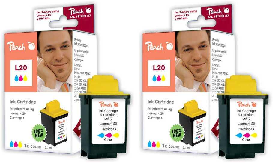 peach-doppelpack-druckkopfe-color-kompatibel-zu-samsung-lexmark-compaq-15m0120