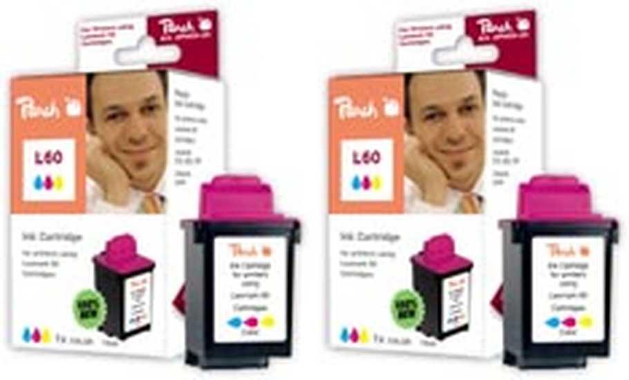 peach-doppelpack-druckkopfe-color-kompatibel-zu-lexmark-compaq-17g0060e-no-60