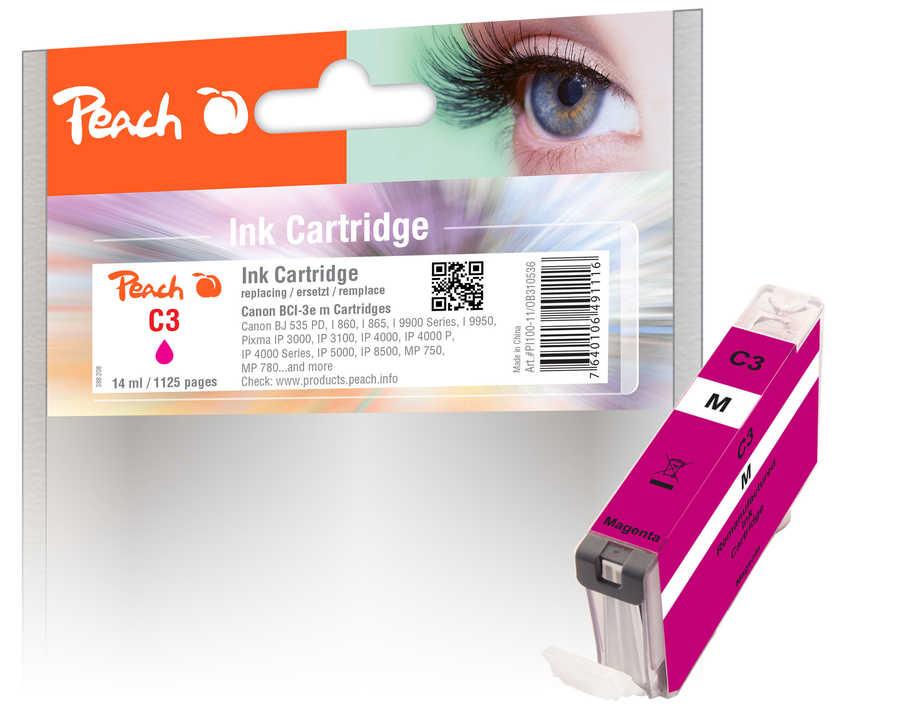 peach-tintenpatrone-magenta-kompatibel-zu-canon-bci-3e-m-bci-5-m-bci-6-m