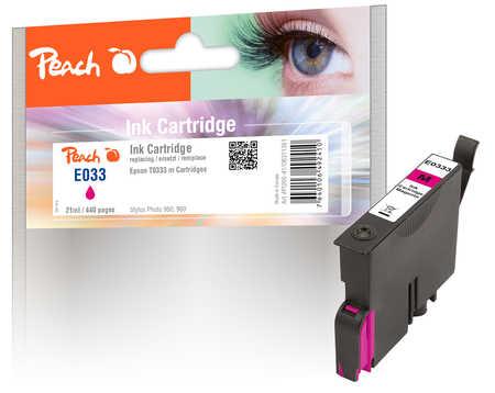 peach-tintenpatrone-magenta-kompatibel-zu-epson-t0333, 4.20 EUR @ 3ppp3-de