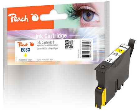 peach-tintenpatrone-gelb-kompatibel-zu-epson-t0334, 4.20 EUR @ 3ppp3-de