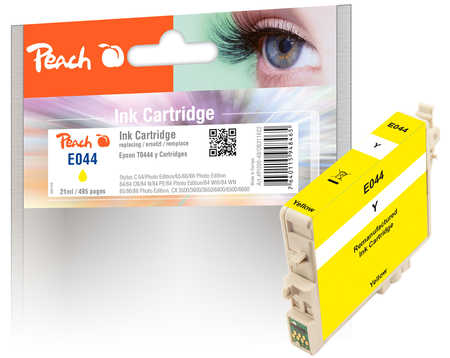 peach-tintenpatrone-gelb-high-capacity-kompatibel-zu-epson-t0444, 4.80 EUR @ 3ppp3-de