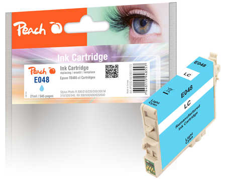 peach-tintenpatrone-cyan-light-kompatibel-zu-epson-t0485, 4.80 EUR @ 3ppp3-de