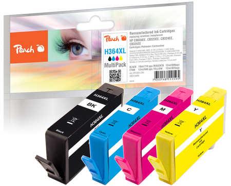 Spar Pack Tintenpatronen kompatibel zu HP No. 364XL