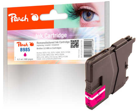 peach-tintenpatrone-magenta-kompatibel-zu-brother-lc-985m