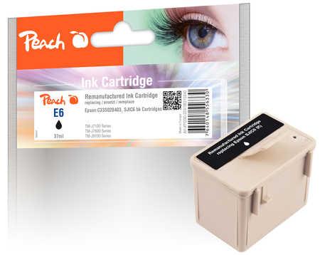 peach-tintenpatrone-schwarz-kompatibel-zu-epson-c33s020403-sjic6-black