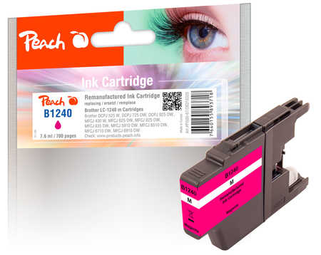 peach-tintenpatrone-magenta-kompatibel-zu-brother-lc-1240-m