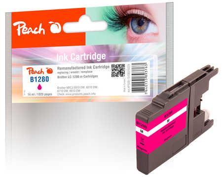 peach-xl-tintenpatrone-magenta-kompatibel-zu-brother-lc-1280-m