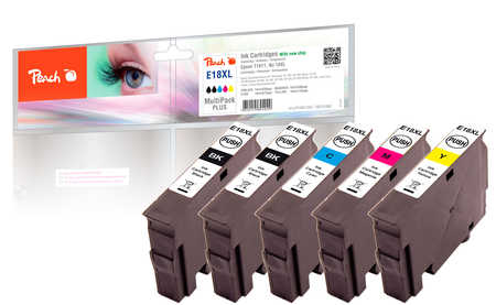 peach-spar-pack-plus-tintenpatronen-kompatibel-zu-epson-t1816-no-18xl