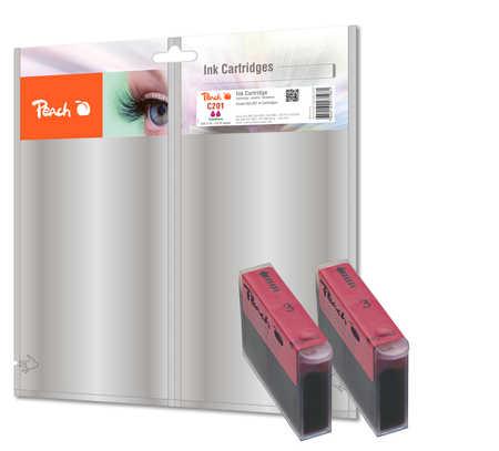 peach-doppelpack-tintenpatronen-magenta-kompatibel-zu-canon-xerox-apple-bji-201-m