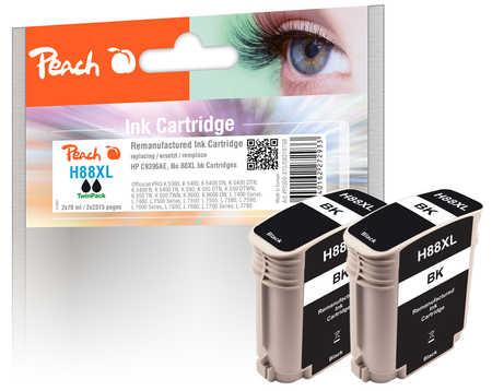 peach-doppelpack-tintenpatronen-schwarz-kompatibel-zu-hp-no-88xl-c9396ae
