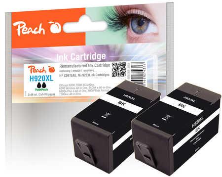 peach-twinpack-tintenpatrone-schwarz-hc-kompatibel-zu-hp-no-920xl-cd975ae