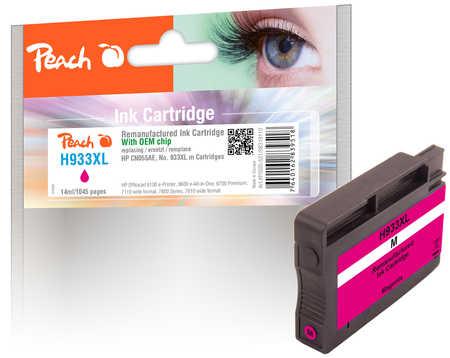 peach-tintenpatrone-magenta-hc-kompatibel-zu-hp-no-933xl-cn055ae