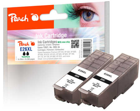 peach-doppelpack-tintenpatronen-schwarz-kompatibel-zu-epson-no-26xl-bk-t262140
