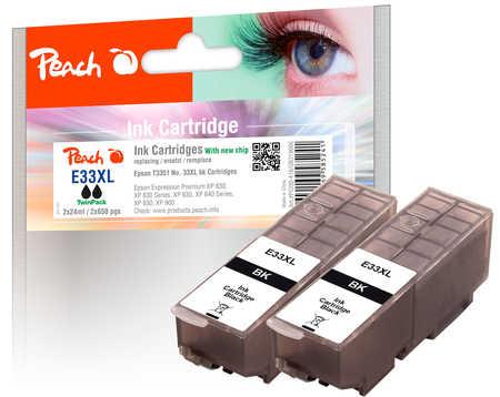 peach-doppelpack-tintenpatronen-xl-schwarz-kompatibel-zu-epson-no-33xl-t3351