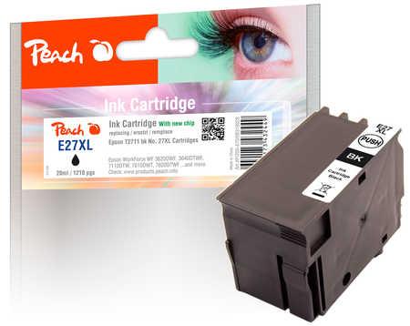 peach-tintenpatrone-schwarz-kompatibel-zu-epson-t2711-no-27xl-bk