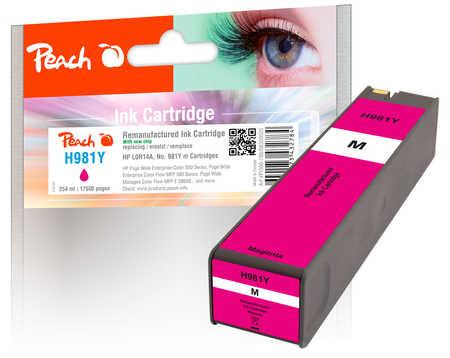 peach-tintenpatrone-magenta-extra-hc-kompatibel-zu-hp-no-981y-l0r14a, 89.00 EUR @ 3ppp3-de