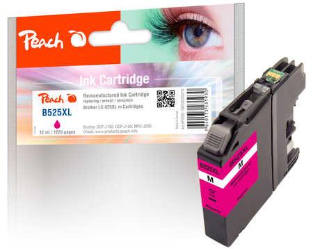 peach-tintenpatrone-magenta-xl-kompatibel-zu-brother-lc-525xl-m, 3.80 EUR @ 3ppp3-de