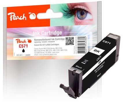peach-tintenpatrone-foto-schwarz-kompatibel-zu-canon-cli-571-bk