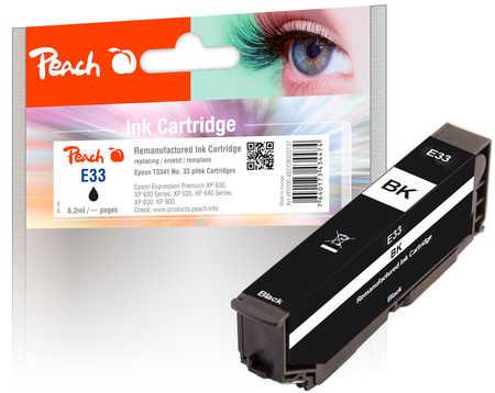 peach-tintenpatrone-foto-schwarz-kompatibel-zu-epson-no-33-phbk-t3341