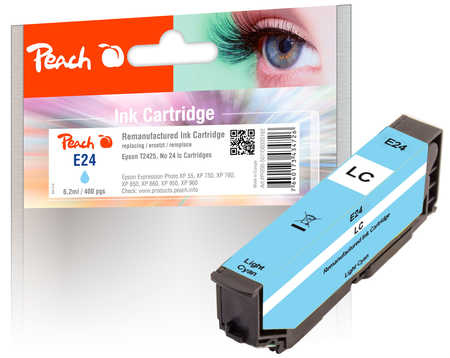 peach-tintenpatrone-light-cyan-kompatibel-zu-epson-no-24-lc-t2425