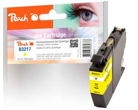 peach-tintenpatrone-gelb-kompatibel-zu-brother-lc-3217y