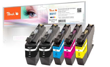peach-spar-plus-pack-tintenpatronen-kompatibel-zu-brother-lc-3217