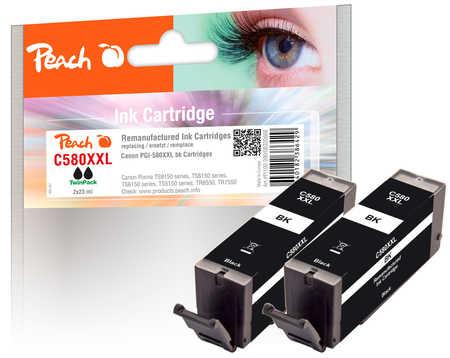 peach-doppelpack-tintenpatronen-xxl-schwarz-kompatibel-zu-canon-pgi-580xxl-bk