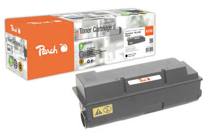 peach-tonermodul-schwarz-kompatibel-zu-kyocera-tk-320, 35.70 EUR @ 3ppp3-de