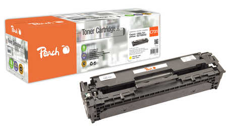 peach-tonermodul-gelb-kompatibel-zu-canon-crg-731y, 17.90 EUR @ 3ppp3-de