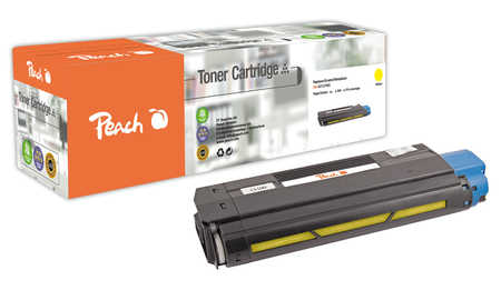 peach-tonermodul-gelb-kompatibel-zu-oki-42127405, 49.00 EUR @ 3ppp3-de