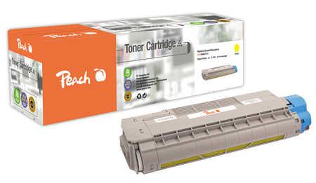 peach-tonermodul-gelb-kompatibel-zu-oki-43865721, 38.00 EUR @ 3ppp3-de