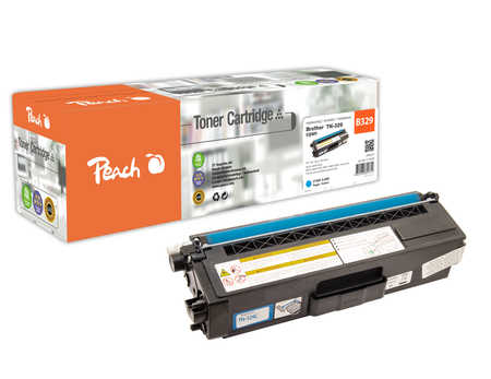 peach-tonermodul-cyan-kompatibel-zu-brother-tn-329c, 34.10 EUR @ 3ppp3-de