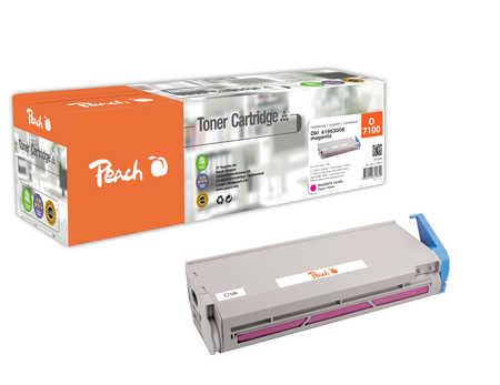 peach-tonermodul-magenta-kompatibel-zu-sharp-oki-41963006, 76.00 EUR @ 3ppp3-de