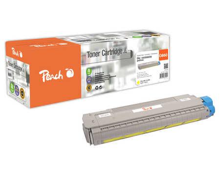 peach-tonermodul-gelb-kompatibel-zu-oki-44059209, 49.00 EUR @ 3ppp3-de