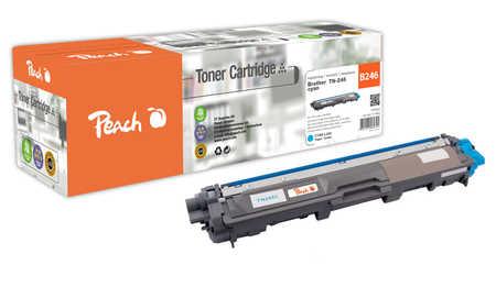 peach-tonermodul-cyan-kompatibel-zu-brother-tn-246c, 36.80 EUR @ 3ppp3-de