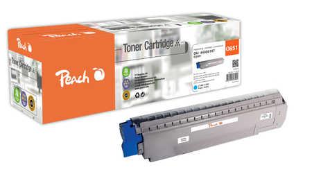 peach-tonermodul-cyan-kompatibel-zu-oki-44059167, 53.55 EUR @ 3ppp3-de