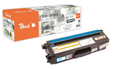 peach-tonermodul-cyan-kompatibel-zu-brother-tn-321c, 26.60 EUR @ 3ppp3-de